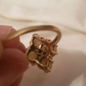 Jewelry - Gold Opal Ring